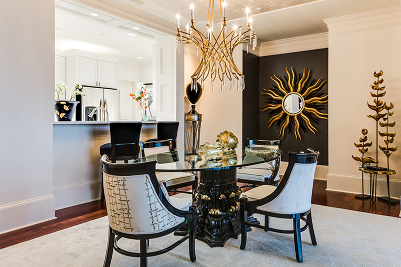 - Dining Rooms